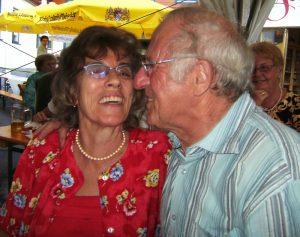 Senior Chefin und Chef, Lore und Otto Klumpp