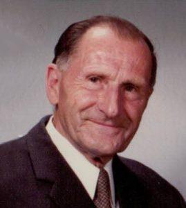 Otto Klumpp, gestorben am 17. November 2009 im Alter von 101 Jahren