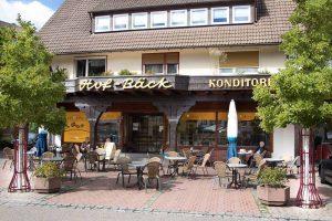 Café Rundblick am Rosenplatz