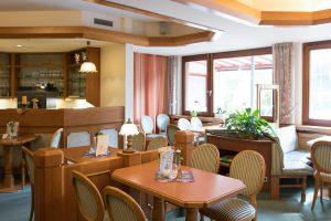 Innenbereich Café am Rosenplatz