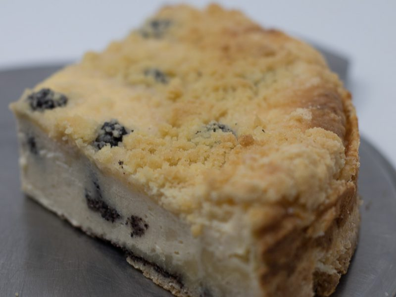 Mohnrahmkuchen