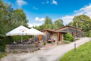 "Die ""Schank - Hütte"" bei Baiersbronn"