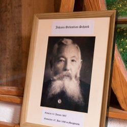 Namensgeber, Johann Sebastian Schank