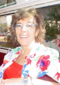 Senior Chefin Lore Klumpp